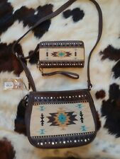 Montana West Aztec Purse And Wallet