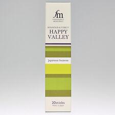 Nippon Kodo - Fragrance Memories - Happy Valley 20 sticks (Japan import)- 9c