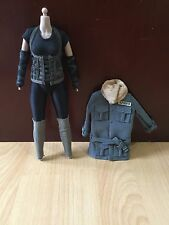 1/6 Hot Toys MMS139 Resident Evil Afterlife Alice body + all pegs + suit