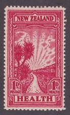 New Zealand 1933 #B6 Semi-postal (Road to Health) - MH