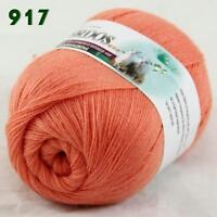Sale 1 ball LACE Soft Crochet Acrylic Wool Cashmere Wrap Hand Knitting Yarn 17