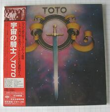 Toto-Toto Remastered Japon MINI LP CD Nouveau MHCP - 609