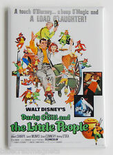 Darby O'Gill & the Little People Fridge Magnet (2.5 x 3.5 inches) movie poster