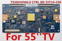 Original T-con Board T550HVN06.0 CTRL BD 55T16-C06 SONY 55W800B FOR 55'' TV