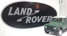 Heck Aufkleber Abzeichen Label Teile MUC2002 Repro Land Rover Defender 90 110