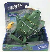 Thunderbirds Motion-Tech Sound Thunderbird TB2 with Mini TB4 Vehicle Toy