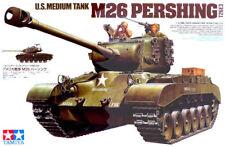 Tamiya 1/35 scale M26 Pershing tank model kit