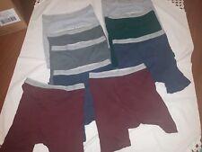 NEW LOT of HANES COMFORT FLEX underwear boxers briefs multi color size large