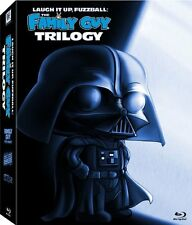 Laugh It Up Fuzzball The FAMILY GUY Trilogy BLU-RAY Star Wars Animation Comedy