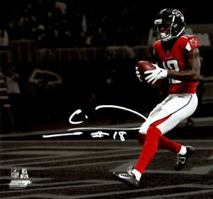 Calvin Ridley Signed Autographed 8 x 10 Photo ( Falcons ) REPRINT