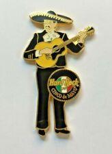 Hard Rock Cafe Pin Badge Mariachi Cinco De Mayo Guitar Player