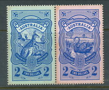 Australian Stamps: 2011 Colonial Heritage - Set of 2