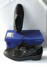 Semmler Damenschuh Bequemschuh Schnürschuh schwarz Größe 7 Weite K - Nr. 107