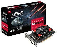Svga Asus Rx550-2g AMD Rx550 2gddr5 128bit Dvi-d HDMI DP HDCP Opengl4.5