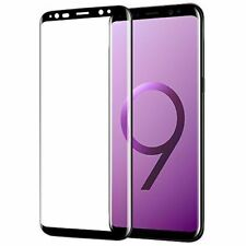 100 Real 9h Clear Tempered Glass Flat LCD Screen Protector Film for Samsung S9
