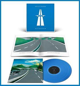 "Kraftwerk ""autobahn"" limited 180g blue-translucent Vinyl LP NEU Album 2020"