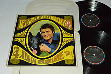 ALAIN BARRIERE Les Grands Succes Barclay Volume 4 LP 2-RECORD VINYL SET VG/VG/VG