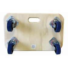 38x60 Crate/Furniture Skate Dolly Removal Platform 600kg LC 10cm wheels