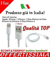 Cavo di ricarica iPhone 7 Plus iPhone 6s Plus iPhone 6 iPad Air iPad 4 iPod
