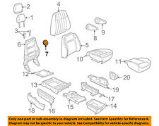 GM OEM Front Seat-Recline Handle Lever 88899522