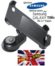 "SAMSUNG Galaxy Tab P8 7,7 ""Veicolo Dock / CRADLE / Tablet Holder ecs-v980begstd"