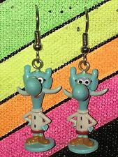 MUNG DAAL Earrings Surgical Hook New Chowder