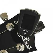 Johnny Brook Clip-On Chromatic Tuner Featuring 3 Modes Chromatic, Guitar & Bass