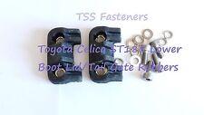 TOYOTA Celica ST185 - 1989-1993 Genuine Toyota Coda Gate/Coperchio baule inferiore in gomma