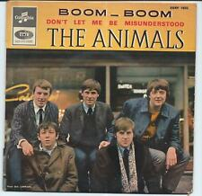 Vinyle 45Tours The Animals Boom Boom ESFR 1632