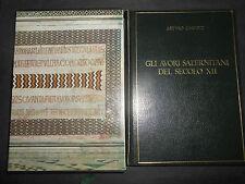 1971 ARTURO CARUCCI GLI AVORI SALERNITANI DEL XII SECOLO SALERNO ED. JANNONE