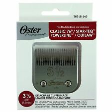 Oster Classic 76 - 3 1/2 Clipper Blade Detachable Replacement Blade