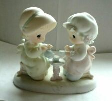 Precious Moments Friendship Hits The Spot # 520748 Released 1988