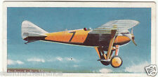 Nieuport-Delage-Sesquiplane France 1923 aircraft Avion Plane IMAGE CARD UK 1974