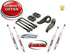 "Procomp 2.5"" Leveling Lift Kit w/RS5000 Shocks for 2011-18 Chevrolet/GMC 2500 HD"