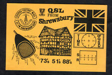 Radio 1970s Collectable QSL Cards