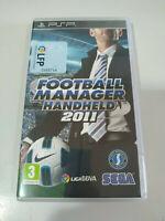 Football Manager Handheld 2011 - Juego PSP PlayStation Edicion Española - 3T