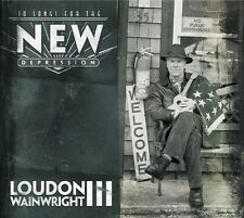 Wainwright Loudon II - 10 Songs for the New Depression [New CD]
