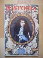 HISTORIA n° 163 - LA DAME AUX CAMELIAS - COMTE AXEL DE FERSEN - GENERAL HANRIOT