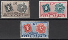 1951 ITALIA 100° FRANCOBOLLI SARDEGNA 3 VALORI MNH**  PERFETTI NUOVI INTEGRI