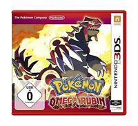 Nintendo 3DS Spiel - Pokemon: Omega Rubin DE/EN Modul