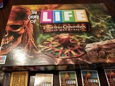 The Game of LIFE Disney Pirates of the Caribbean Dead Man's Chest