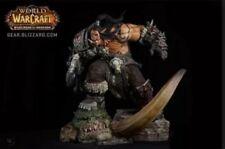 🔥Blizzard Collectibles World of Warcraft Grom Grommash Hellscream Statue 💎 NIB