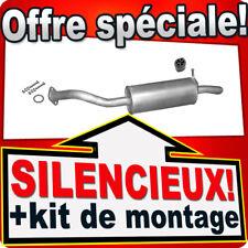 Silencieux Arriere TOYOTA AURIS 1.3 1.4 1.6 1.8 VVTi échappement AJT