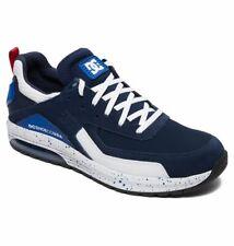 Tg 42 - Scarpe Uomo Skate DC Vandium SE Blu Navy White Sneakers Schuhe 2019
