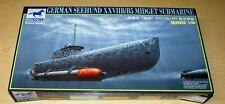 German Seehund XXVII B/B5 Mini U-Boot in 1/35 von Bronco