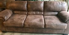 couch + loveseat-  1 yr old. Very good condition. Motivated 2sell-paid $1k 12/17