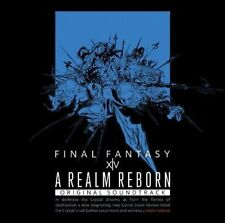 GAME MUSIC-A REALM REBORN: FINAL FANTASY XIV OST-JAPAN Blu-ray Disc Music M13