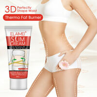 Hot ELAIMEI Slim Cream Slimming Body Weight Loss Fat Burning Anti Cellulite