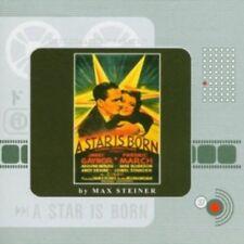 OST / Soundtrack - A Star is Born MAX STEINER CD NEU OVP