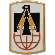 US Army Identification ID Badge 11th Signal Brigade